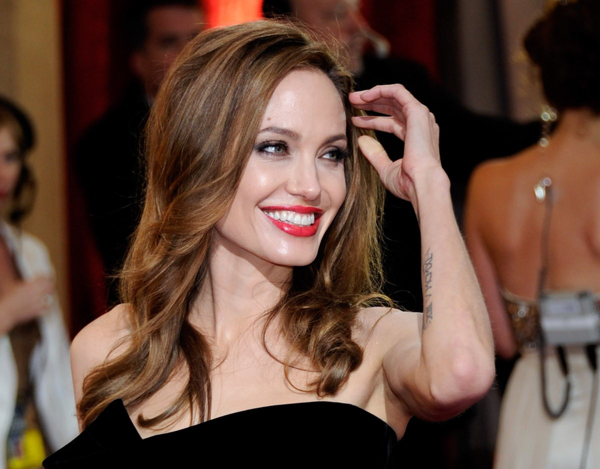 Angelina Jolie (Foto: Getty Images)