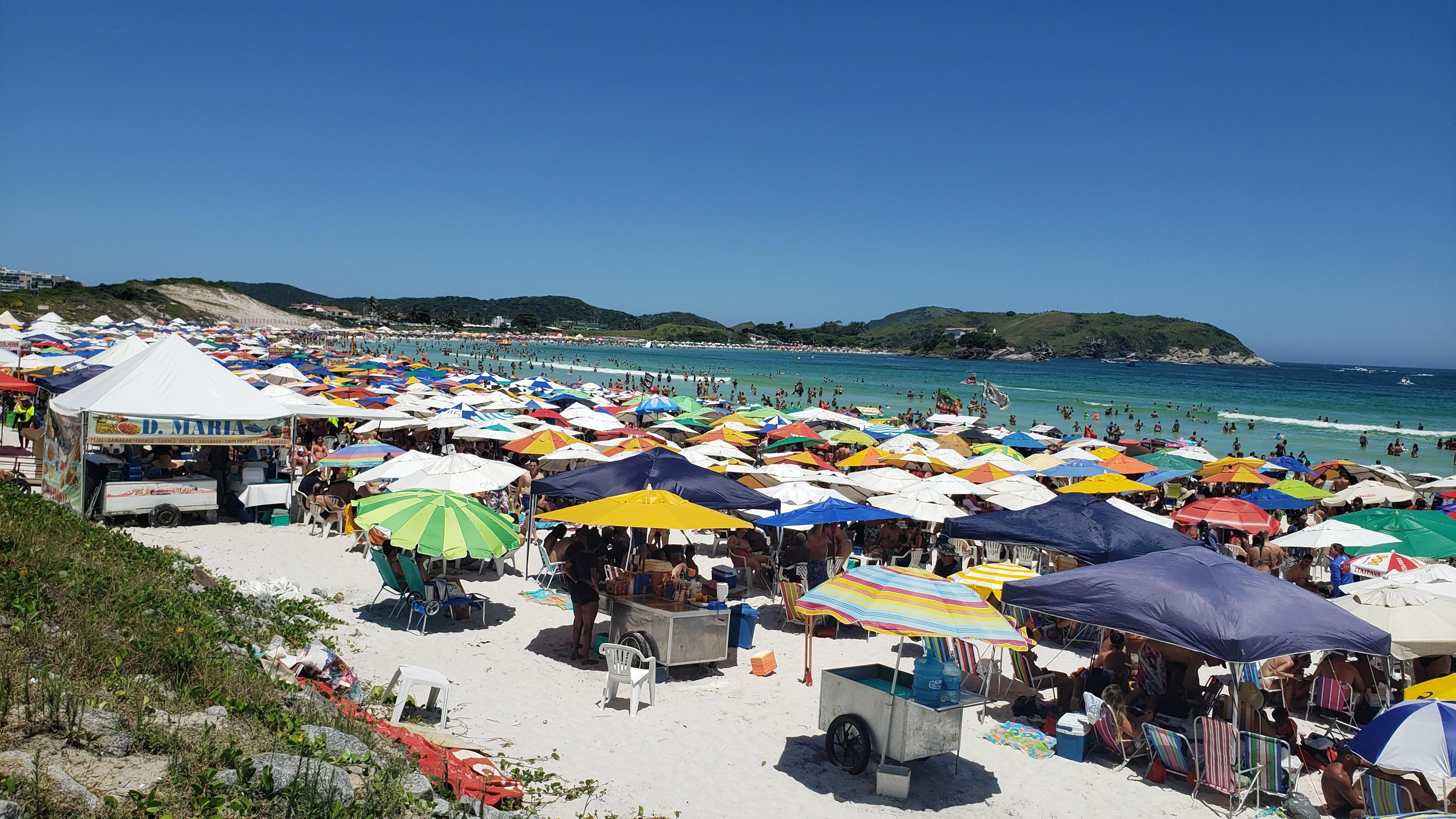 Decreto suspende obrigatoriedade de apresentação de teste negativo da Covid-19 para turistas em Cabo Frio, no RJ