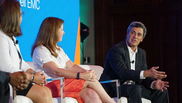 Diego Majdalani, Vice Presidente Sênior (SVP) e de Vendas Comerciais da Dell EMC no DWEN - 2018 Summit Toronto  (Foto: DWEN - 2018 Summit Toronto/Flickr )