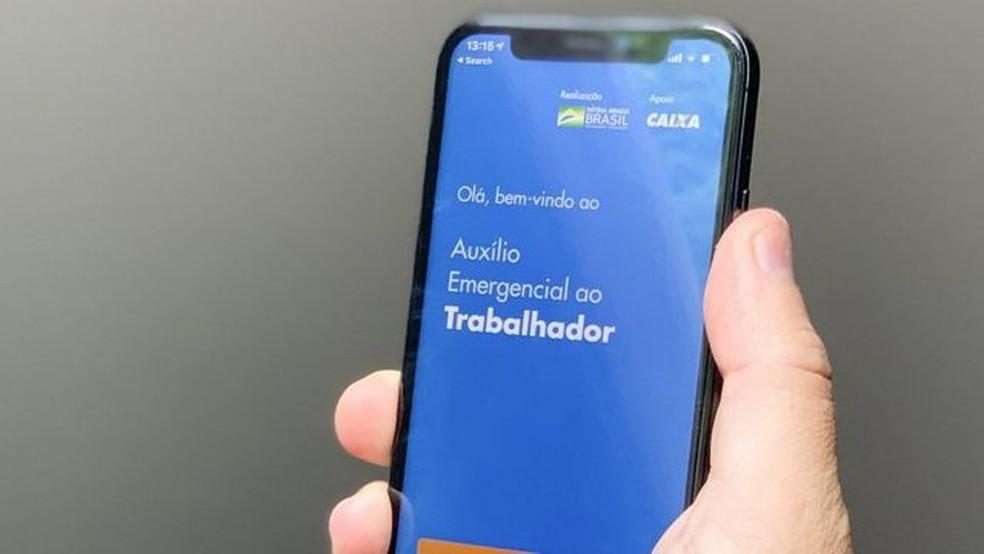 Auxílio emergencial começou a ser pago em abril de 2020 — Foto: LEONARDO SÁ – AGÊNCIA SENADO