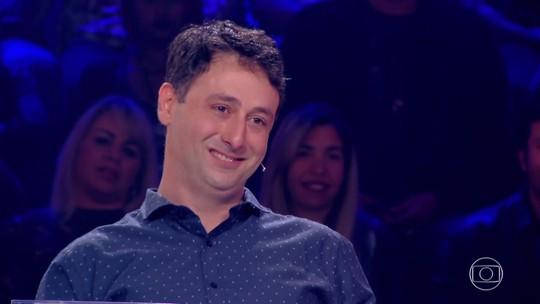 Médico que chutou pergunta de R$ 500 mil fala de erro estratégico no 'Milionário': 'Não faça como eu'