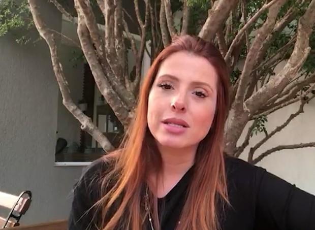 Erica Mantelli - Acolha Uma Mãe (Foto: Reprodução)