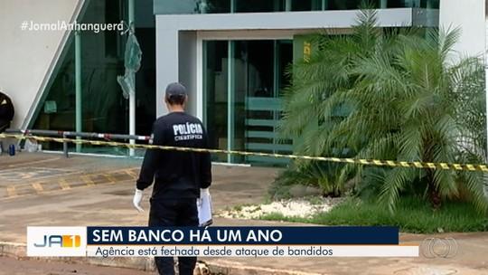 Após explosão de bancos, moradores de Campo Alegre têm de viajar 50 km para sacar dinheiro