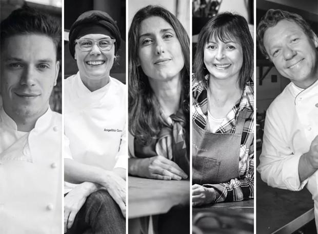Chefs renomados ensinam 5 sobremesas que são um sucesso
