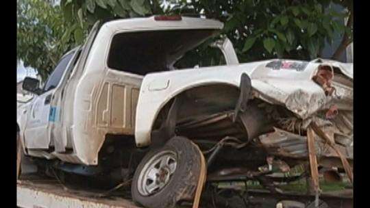 Polícia investiga causas do acidente na BR-010 que deixou três vítimas em Ulianópolis, no PA