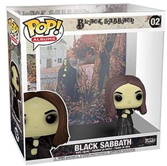 Funko Pop Albums da banda Black Sabbath (Foto: Divulgação/Amazon)