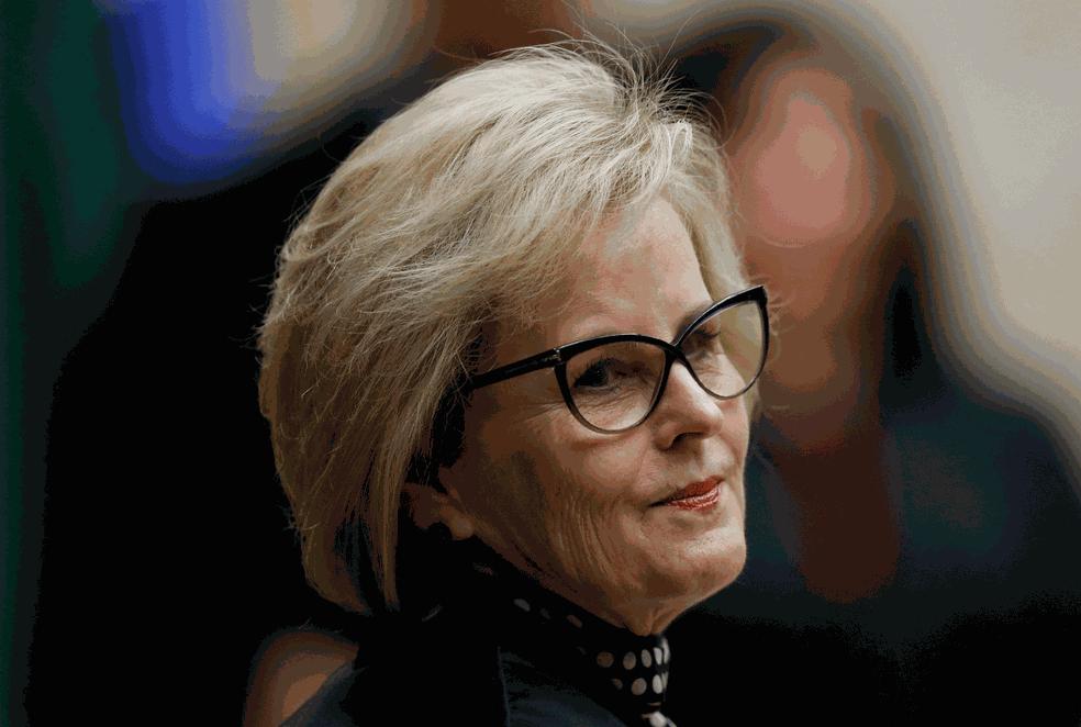 A ministra Rosa Weber, do Supremo Tribunal Federal (Foto: Adriano Machado/Reuters)