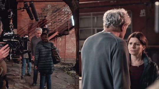 Making of dá spoiler sobre o que vem por aí em 'Segunda Chamada'; confira vídeo exclusivo