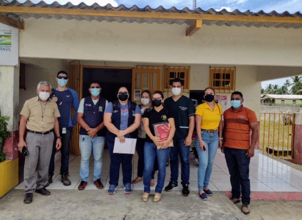 Acre monta sala de situação para monitorar surto de diarreia; há quase 20 mil casos confirmados — Foto: Agência de Notícias do Acre