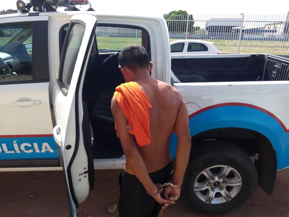 Adolescente esfaqueia irmão em RR após discussão e acaba detido pela PM