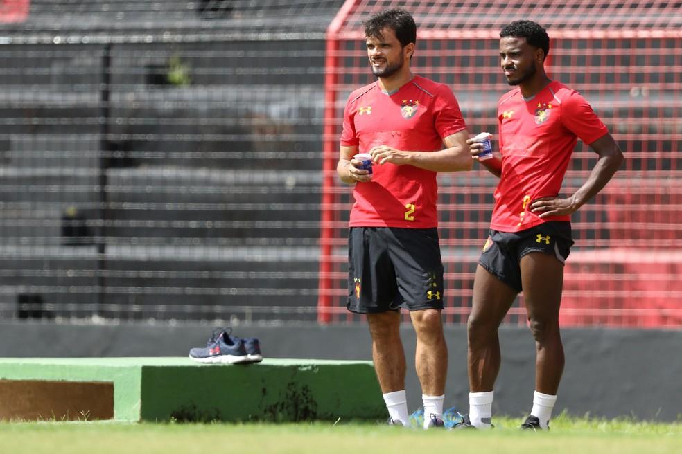 Norberto teve a passagem no Vitória marcada por lesões — Foto: Marlon Costa / Pernambuco Press