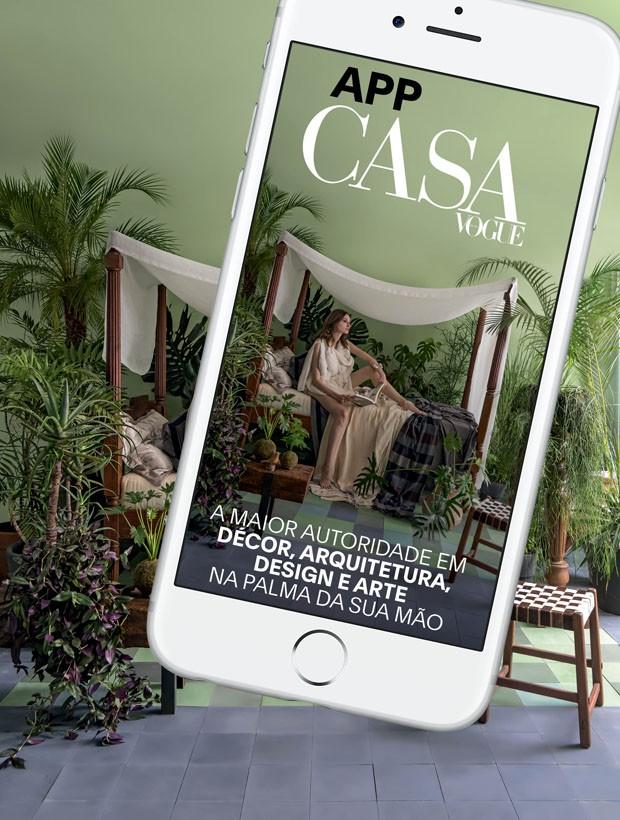 De cara nova: Casa Vogue ganha novo site mobile (Foto: Divulgação)