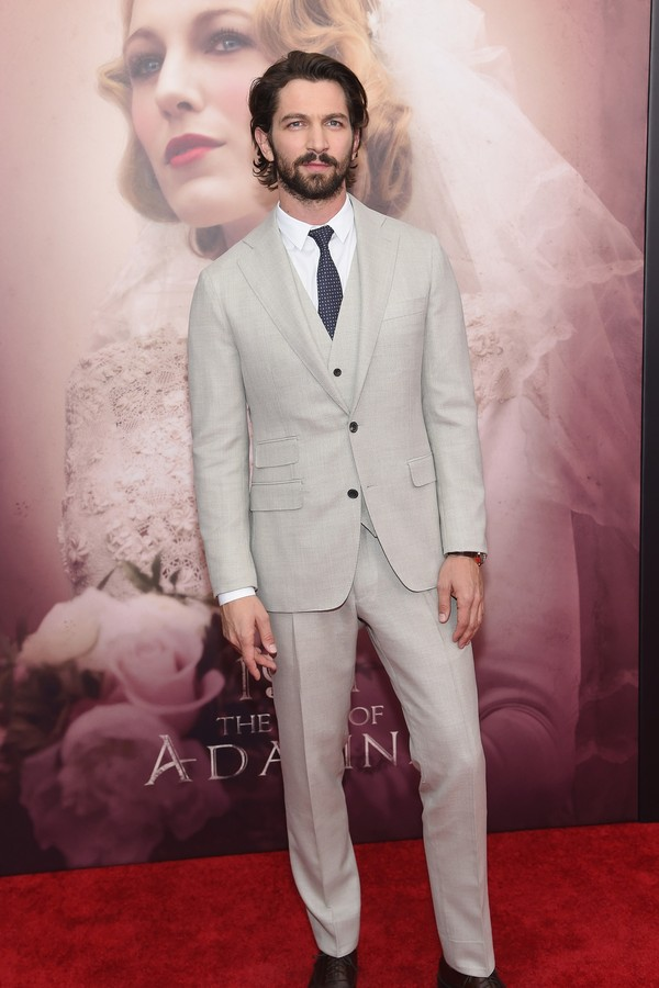 "NEW YORK, NY - APRIL 19:  Actor Michiel Huisman attends ""The Age of Adaline"" premiere at AMC Loews Lincoln Square 13 theater on April 19, 2015 in New York City.  (Photo by Jamie McCarthy/Getty Images) (Foto: Getty Images)"