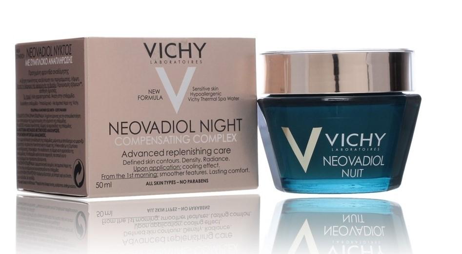 Rejuvenescedor Neovadiol Night, Vichy (Foto: Divulgação)