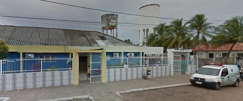 Caso teria acontecido no Hospital Municipal Lucas Veras, em Tutoia — Foto: Reprodução/Google Maps