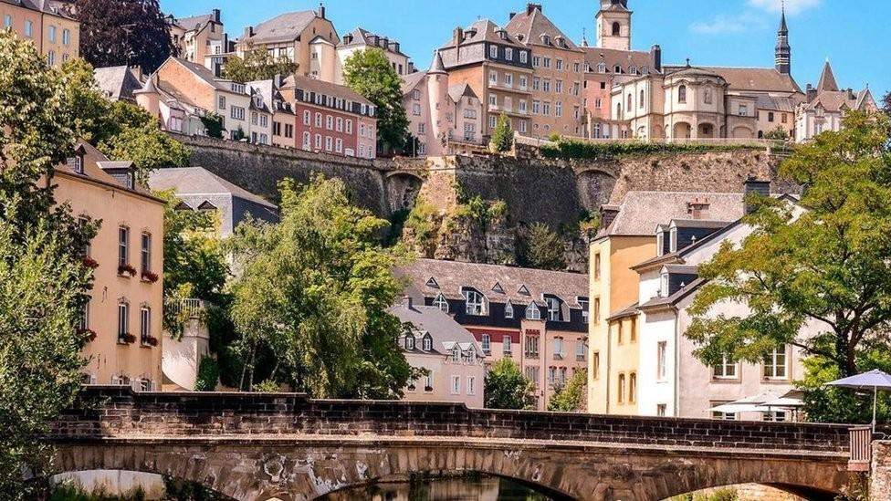 Luxemburgo se antecipou e já é um dos líderes da nova corrida espacial – que é comercial (Foto: Getty Images via BBC)
