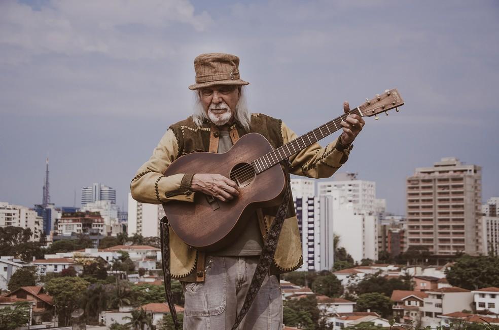 Zé Geraldo — Foto: Paulo Higa / Divulgação