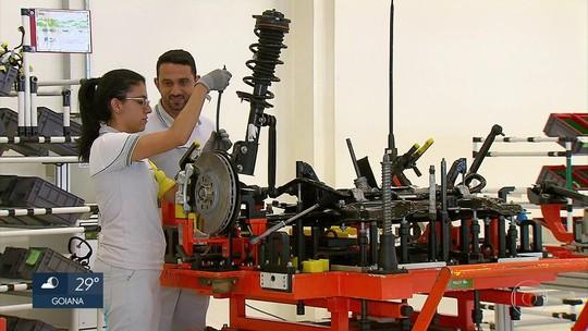 Fábrica de Jeep e Fiat, em Goiana, passa a operar 24 horas por dia