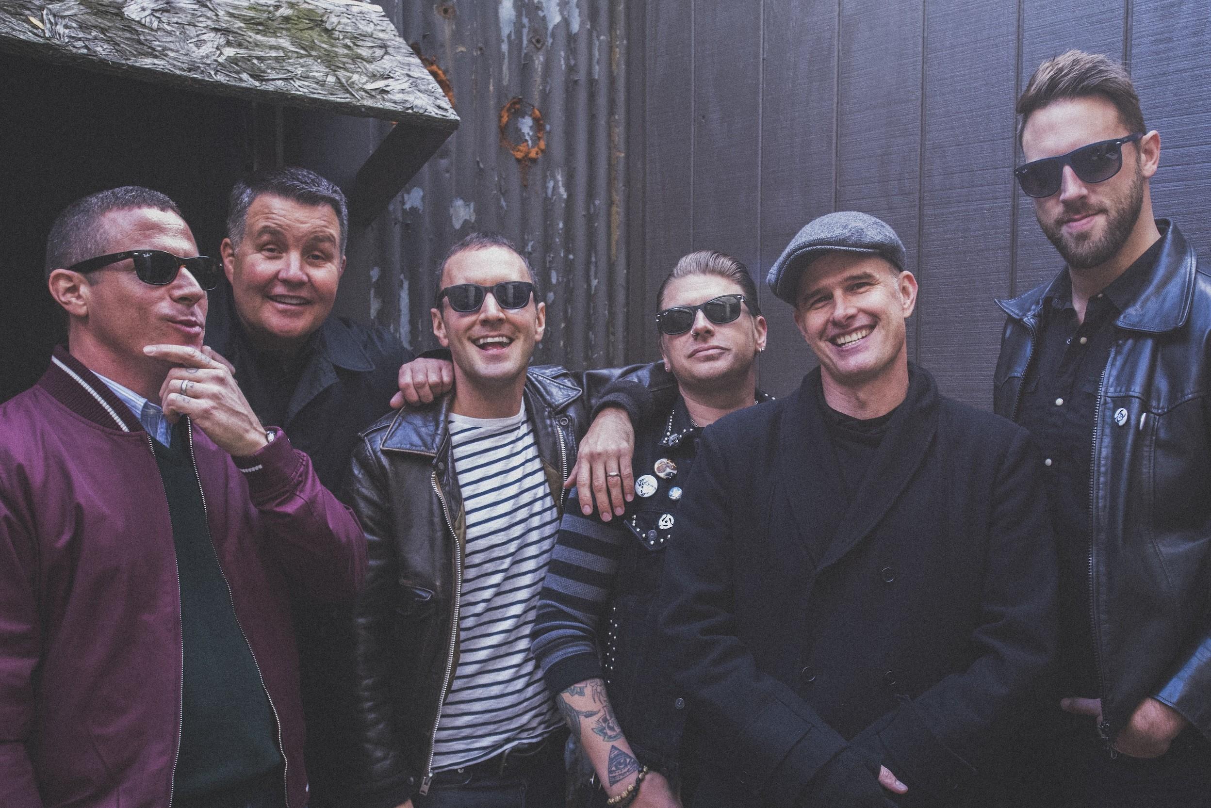 A banda americana Dropkick Murphys