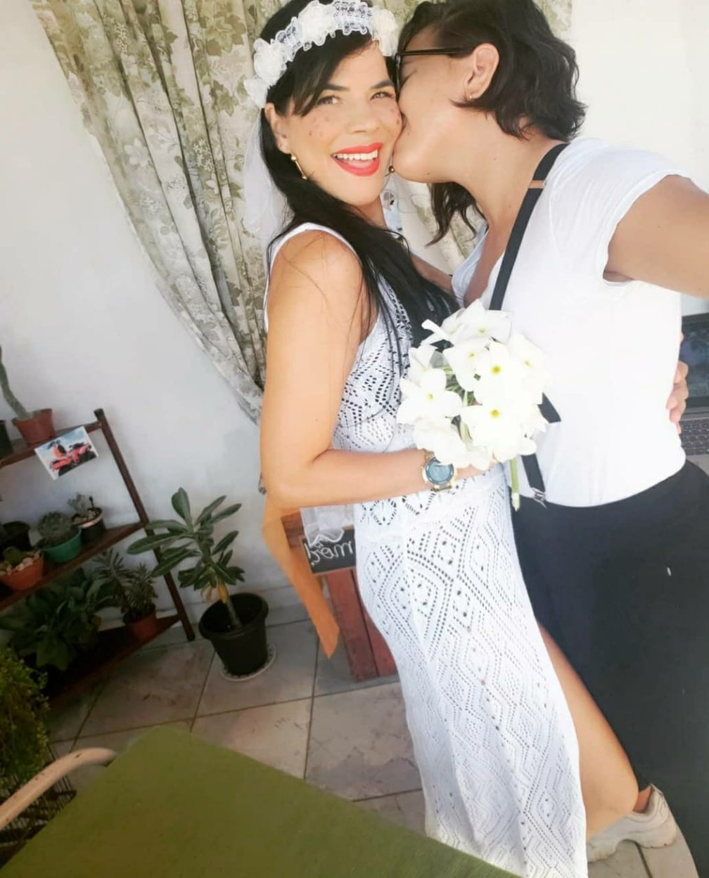 O casamento está previsto para acontecer em novembro deste ano — Foto: Arquivo Pessoal /Welly Stefani