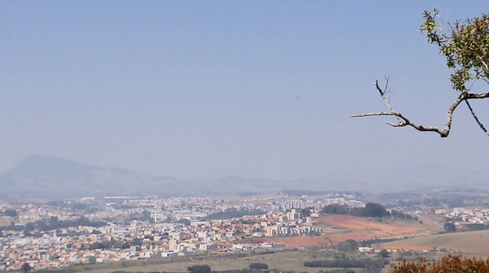 Pouso Alegre tem a maior estiagem desde o ano 2000 (Foto: Reprodução EPTV)