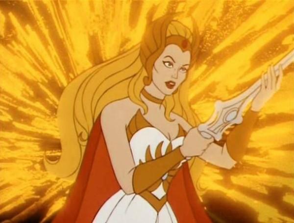 She-Ra (Foto: Reprodução )