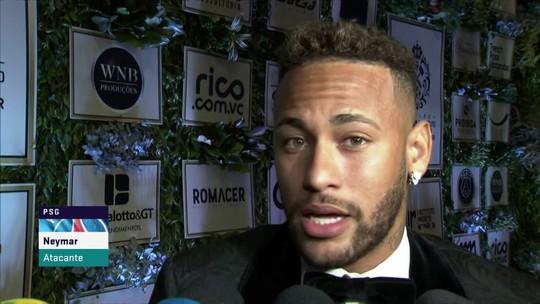 Neymar fala pela primeira depois da Copa do Mundo e comenta críticas