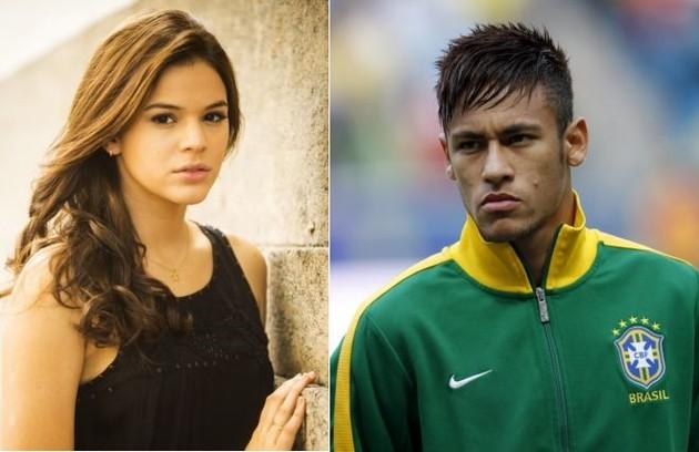O fim do namoro de Bruna Marquezine com Neymar  http://glo.bo/1fdv5EJ (Foto: Arquivo)