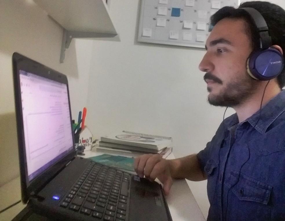 Trabalhos de reflexão teórico também podem ser submetidos.  — Foto: DIVULGAÇÃO/UNIJORGE