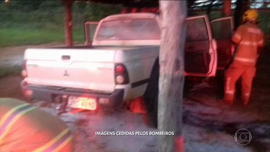 Polícia investiga incêndio em dois carros do Ibama no DF