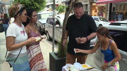 Manteiga de Curry com Canela