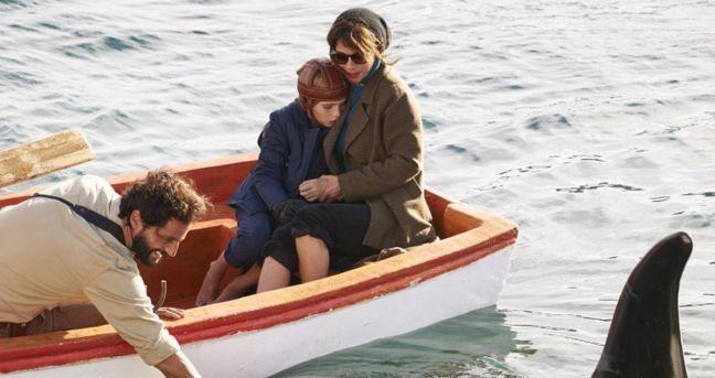 Cena do filme Farol das Orcas (Foto: Divulgação)