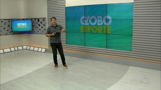 Globo Esporte: assista à íntegra do programa desta segunda-feira, com Copa de Bairros e gols do Belo