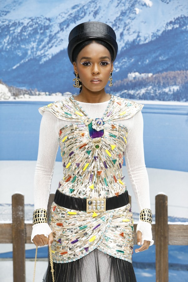 Janelle Monáe (Foto: Getty Images for Chanel)