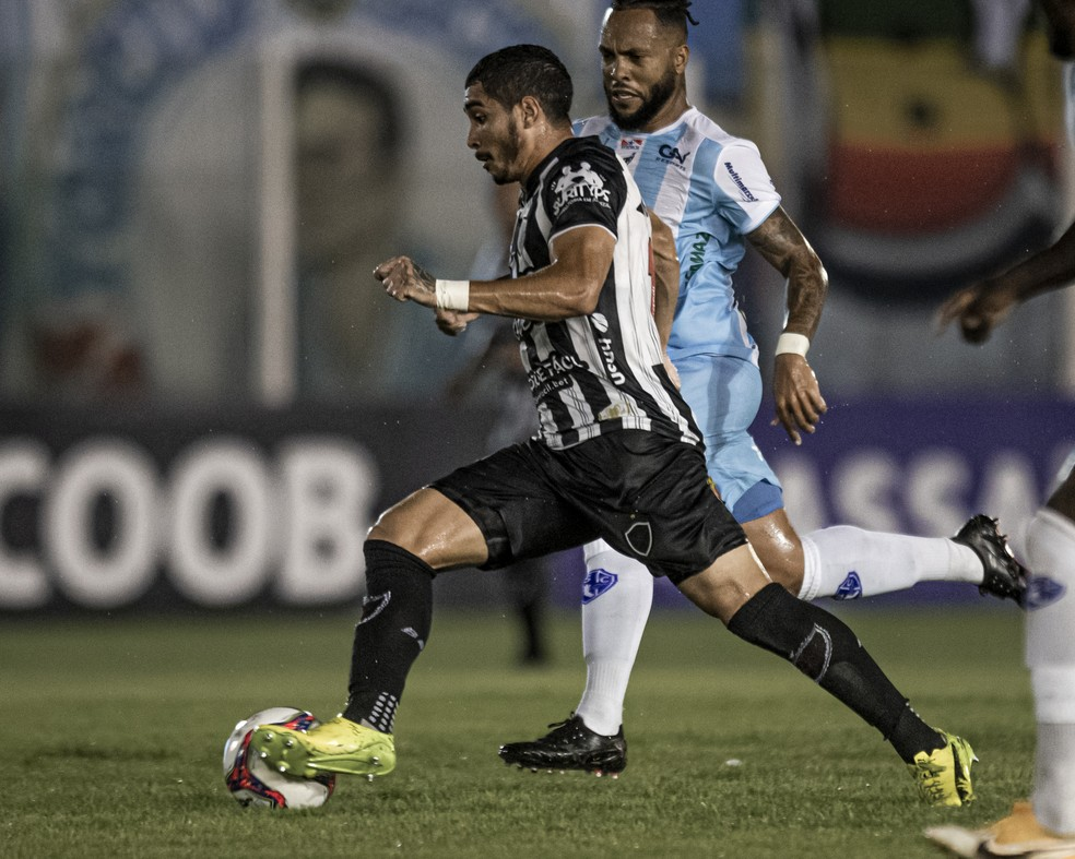 Paysandu x Botafogo-PB - Série C do Brasileiro - Estádio da Curuzu — Foto: Talita Gouvêa