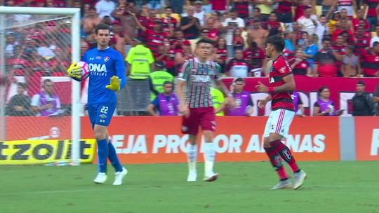 Com corpo e mente renovados, Uribe desencanta e encerra rodízio de atacantes no Flamengo