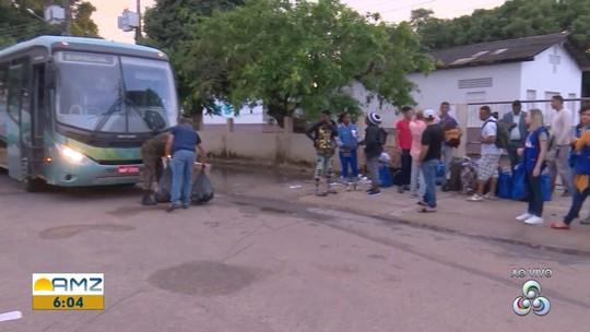 Mais 45 venezuelanos são levados de Roraima para Minas gerais