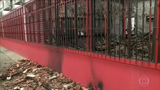 São Luís já registra terceiro dia seguido de ataques criminosos
