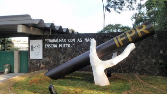 Foto: (IFPR/Divulgação)