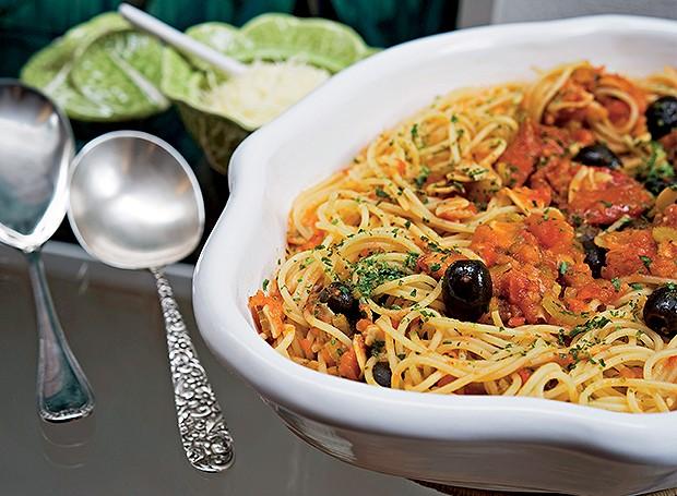 Spaguetti al cartoccio (Foto:  )