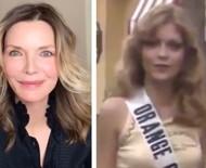 Michelle Pfeiffer tira do baú vídeos dos seus tempos de concurso de miss