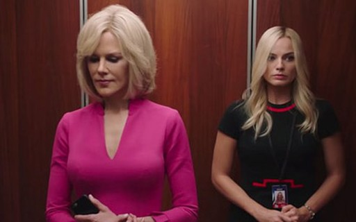 O Escândalo: Margot Robbie, Charlize Theron e Nicole Kidman se reúnem em filme sobre assédio