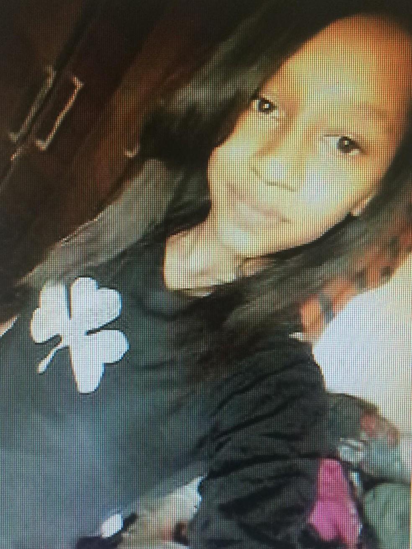 Corpo da adolescente foi encontrado por familiares em Arinos, dois dias após o crime — Foto: Polícia Militar/Divulgação