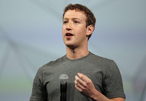 O criador do Facebook, Mark Zuckerberg (Foto: Justin Sullivan/Getty Image)