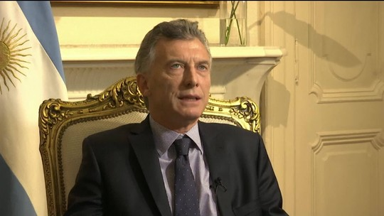 Família de Macri é investigada por pagamento de propina