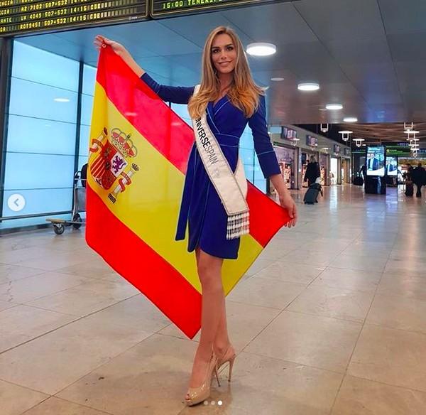 A modelo espanhola Angela Ponce (Foto: Instagram)
