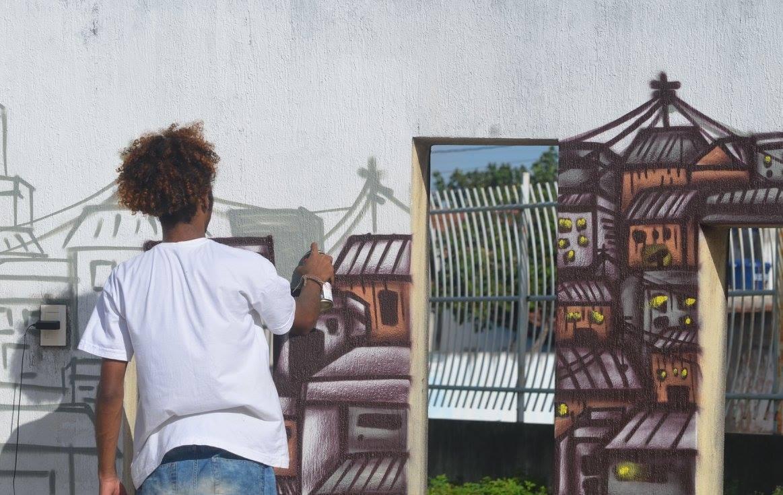 Batalha de rimas anima espaço cultural na Zona Norte de Natal