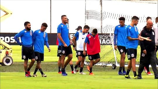 Por agressividade no ataque, até volantes contratados pelo Corinthians são mais ofensivos