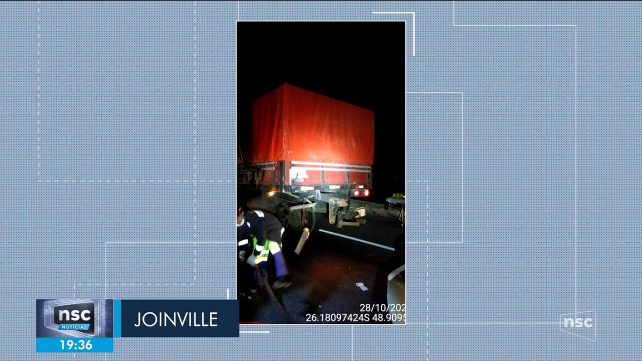 Acidente causa morte de motorista na BR-101; giro de notícias