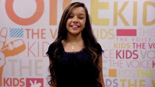 Nicole Luz e Ana Rosa contam o que sentiram nas Batalhas do 'The Voice Kids'